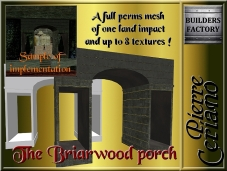 Briarwood porch - Hunt 3